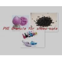 Buy cheap Durable Shoes Raw Material Flexible PVC Compound Popular Use In Sports Shoes from wholesalers