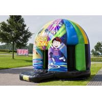 Buy cheap Disco Kids Music Bouncer,11.5FT PVC Material Bouncy House For Party from wholesalers