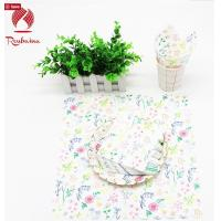 Buy cheap disposable decorative hotel/party/festival/dinner customize colored printing paper napkin and paper plate set serviette from wholesalers