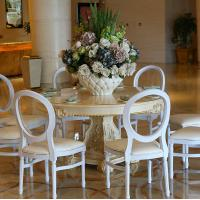 Buy cheap Resin Acrylic Chair in Foshan Louis Chair China Cheap Acrylic Phoenix Chair for Wedding factory price from wholesalers
