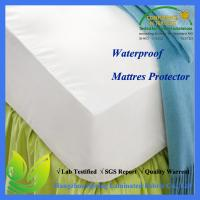 Buy cheap Anti Dust Mite & Waterproof Terry Cloth Mattress Protector - 10 years quality warranty from wholesalers