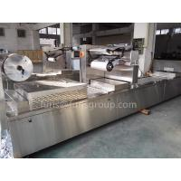 Full Automatic Vacuum Packing Machine For Packing Meat Corn Sausage All Kinds Of Food Manufactures