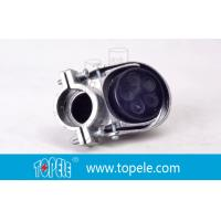 Wholesale 4 Inch EMT Conduit And Fittings Aluminum Threaded / Clamp Entrance Cap from china suppliers
