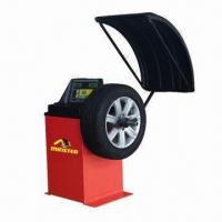 Buy cheap Wheel Balancer with 0.25kW Total Power Absorption from wholesalers
