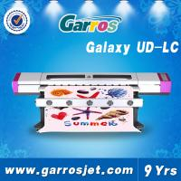 Buy cheap Eco Solvent Printer Galaxy UD181LC Flex Banner/ Vinyl/Card Printer with DX5 Printhead from wholesalers
