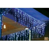 Buy cheap Outdoor Warm White / Green / Blue / Yellow 3M Outdoor Led Christmas Icicle Lights from wholesalers