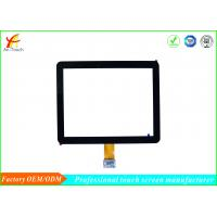 Buy cheap Custom Projective Capacitive Touch Panel Multi Point For POS Machine product