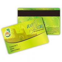 Buy cheap Pre-Printing Magnetic Card (CR80) from wholesalers