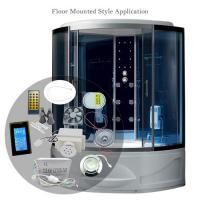 Buy cheap Multi Functional Steam Bath Equipment With Large LCD Touch Screen / Radio Speaker from wholesalers