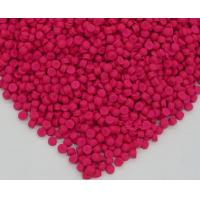 Waterproof Pigment Masterbatch Pink Oil Resistance For Shopping Bags Manufactures