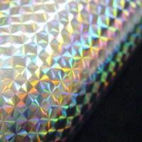 Buy cheap Holographic Hot Stamping Foil for Packaging from wholesalers