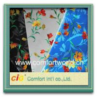 Wholesale Waterproof Eco friendly Auto Upholstery Fabric / pretty printing Pp Non woven Fabric from china suppliers