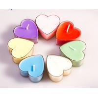 Buy cheap tealight candle holder;heart shaped candlestick;high quantity glass candle holder;candlestick for wedding from wholesalers