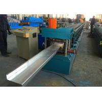Buy cheap Z Purlin Roll Forming Machine , Z100 - 250 Steel Purlin Making Machine from wholesalers