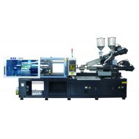Buy cheap Aluminum Plastic Recycling 130 Ton Injection Molding Machine 81~123g/S Rate from wholesalers