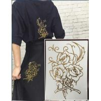 Buy cheap Glowing Cloth Tattoo, Glow in the dark cloth tattoo, water transfer type tattoo cloth from wholesalers