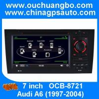 Buy cheap Ouchuangbo gps navigation autoradio stereo DVD for Audi A6 1997-2004 with MP4 USB SD SWC from wholesalers