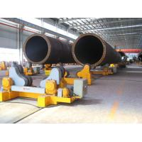 Wholesale 80T Steel Pipe Welding Positioners / Welding Rotator Construction from china suppliers