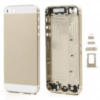 Wholesale for iPhone 5s High quality Full Housing Faceplates Buttons SIM Card Tray - Champagne Gold from china suppliers