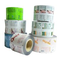 Wholesale Laminated Plastic Packaging Film Roll For Food Wrapping Free Samples Avaliable from china suppliers