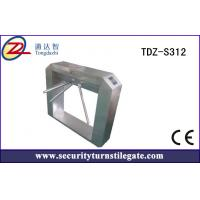 304 stainless steel Bi - directional Tripod Turnstile Gate Systems with CE approved