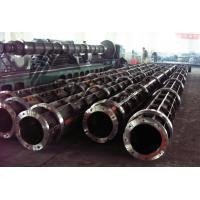 600mm Prestressed Concrete Spun Pile Red With GB-13476-1999 Manufactures