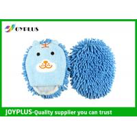 Wholesale Cute Car Cleaning Mitt Colorful , Microfiber Dusting Mitt Super Soft AD0185 from china suppliers
