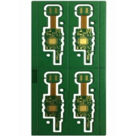 Buy cheap 6 Layer Fr4 Tg170 Rigid PCB Mix with 2 Layer Pi Flex FPC, Immersion Gold Rigid-Flex PCB from wholesalers