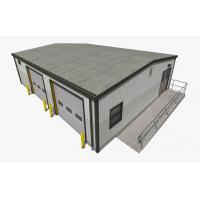 Buy cheap Low Cost Steel Frame Warehouse from wholesalers