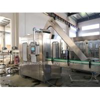 Buy cheap Small PET Plastic Bottle Carbonated Energy Drink Making And Filling Machine from wholesalers