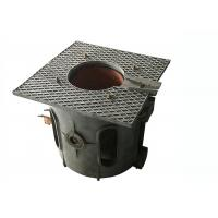 Buy cheap 1650C Steel Induction Furnace , High Efficiency Electric Induction Furnace from wholesalers