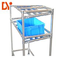 Buy cheap Heavy Duty Aluminium FIFO Storage Racks DY28 For Warehouse / Workshop Storage from wholesalers