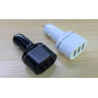Wholesale 5V6.3A 30W 3 Port Mobile Phone USB Car Charger Cigarette  Car Charger For IPhone from china suppliers