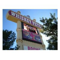 Buy cheap 2R1G1B 16mm Full Color Outdoor LED Signs DIP 546 with UL Power Supply from wholesalers