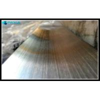 Buy cheap Train Compartment Roof Use Aluminum Honeycomb Core Panels Brushed Surface from wholesalers