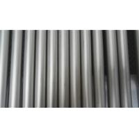 Buy cheap Cryogenic Property Titanium Alloy Tube , Low Elasticity Modulus Hollow Pipe from wholesalers