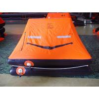 Buy cheap 4-12 Persons ISO 9650-1:2005 Standard Inflatable Small Craft life raft for Yacht from wholesalers