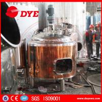 Customized Ginshop Barbecue Beer Brewing Equipment For Brewery Plant Manufactures
