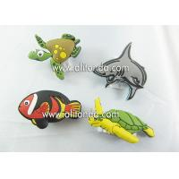 Buy cheap 2019 Hot selling spring metal clip for stationary accessories sea turtle whale fish shape advertising paper clips from wholesalers