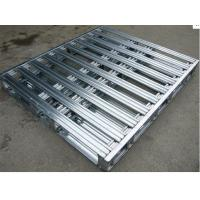 Buy cheap Direct factory of Carbon steel/ stainless steel/ aluminum stacking pallets from wholesalers