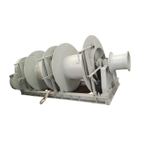 Buy cheap 75KW Power 118KN Marine Hydraulic Winch For 50000T Products Tanker from wholesalers