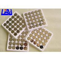 Buy cheap 3V Lithium Button Cell Battery , 20mm * 3.2mm Rechargeable Button Cell Batteries from wholesalers