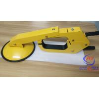 40 inches Car Wheel Clamp With Security Lock , Durable wheel boot lock Baking Painting Manufactures