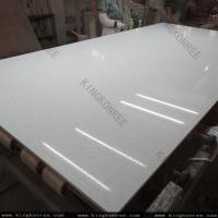Buy cheap Kitchen Artificial Quartz Stone / Engineered Quartz Slab Easy Cleaning from wholesalers