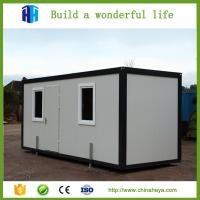 Buy cheap Used office container modern box type house mobile hotel for sale from wholesalers