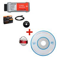Buy cheap V98 IDS VXDIAG VCX NANO for Ford/Mazda + Ford Outcode/Incode Calculator +SW Dongle+2000 To from wholesalers