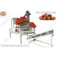 Wholesale Hazelnut shelling machine for sale in factory price China supplier Hazelnut hulling machine from china suppliers