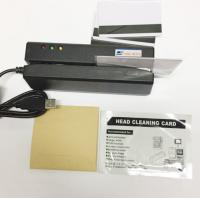 Wholesale MSR X6 Smallest Magnetic Stripe Card Reader Writer Encoder Credit Mini MSR206 from china suppliers
