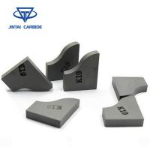 Buy cheap Grade YG6 Blank Brazed Tungsten Carbide Tip , Sintering Brazed Tips from wholesalers