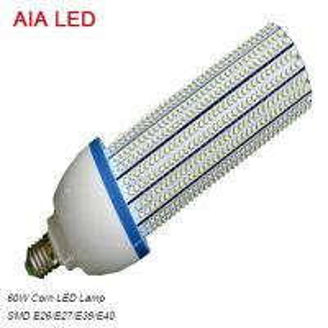 D112*H295mm interior E39 E40 60W LED corn led lamp replace HPS lamp Manufactures